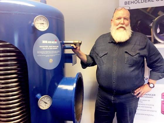 Kim Hammer Overgaard holder VVB webinar om Reci